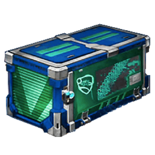 Impact Crate | 20x