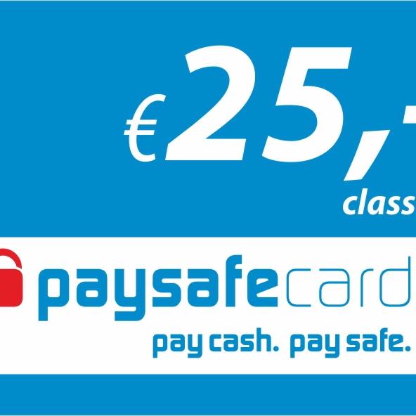 Verbazingwekkend €25 PaySafeCard  - Other Gift Cards - Gameflip CZ-12