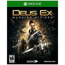 Deus Ex: Mankind Divided™ XBOX ONE KEY UNITED STATES