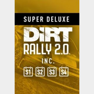 DiRT Rally 2.0 Super Deluxe Edition (Xbox One) Xbox Live Key UNITED STATES