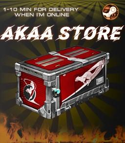 Ferocity crate | 40x