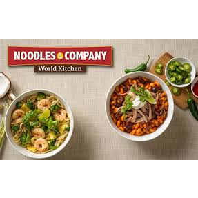[Instant] Noodles And Company 25$ Giftcard