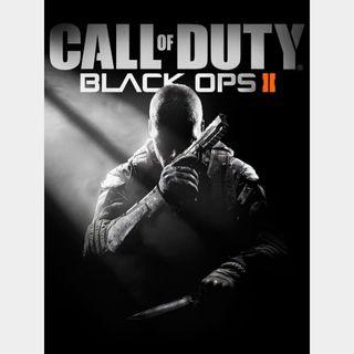 Call of Duty: Black Ops II Zombies Max Rank