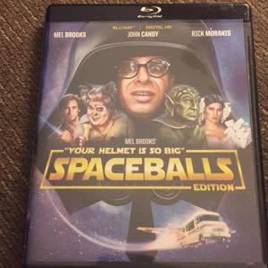 Spaceballs blu ray