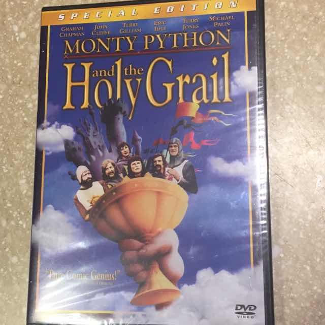 monty python movies order