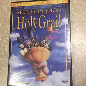 Monty Python and the Holy Grail DVD new