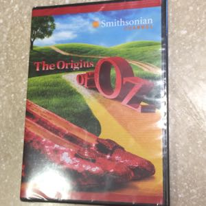 Smithsonian Channel The Origins of Oz DVD new