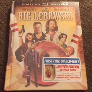 The Big Lebowski blu ray new