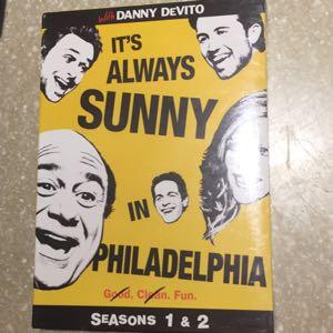 It's Always Sunny in Philadelphia Season 1/2 new