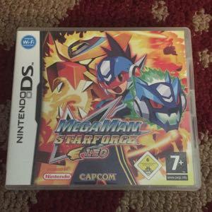 Mega Man: Starforce Leo PAL