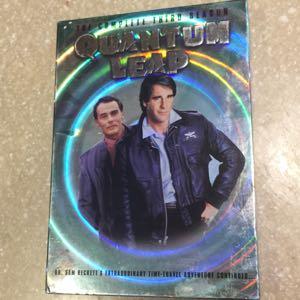 Quantum Leap season 3 DVD