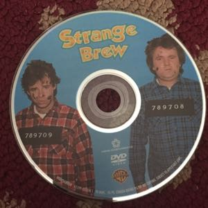 Strange Brew DVD