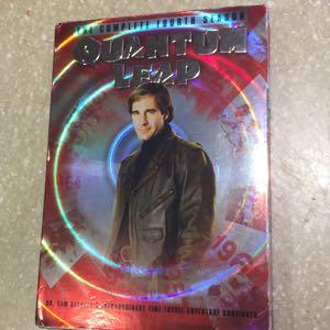 Quantum Leap season 4 DVD