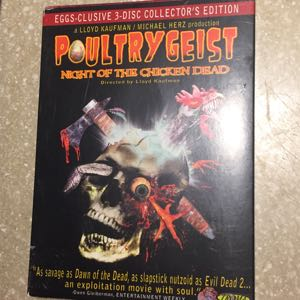 Poultrygeist collector's edition DVD