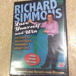 Richard Simmons workout DVD new
