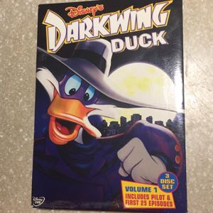 Darkwing Duck vol 1 DVD