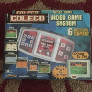 Coleco game system