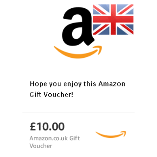£10 Gift Card Amazon UK