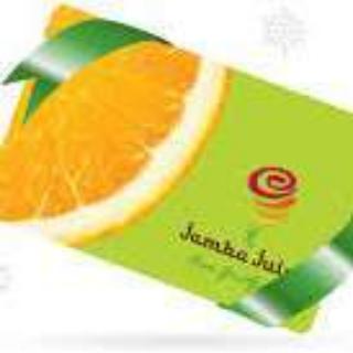 $15 Jamba Juice Gift Card