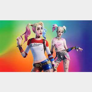 Code | Rebirth Harley Quinn