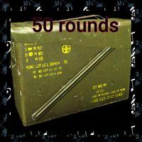 Ammo | 100k 50 rounds