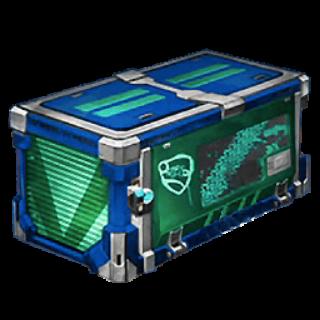 Impact Crate | 100x