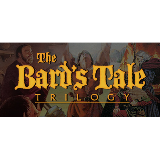 The Bard's Tale Trilogy (Steam, instant, global)