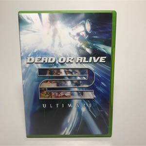 Dead or Alive 2 Ultimate Complete Xbox