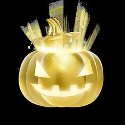 Golden Pumpkin | 15x