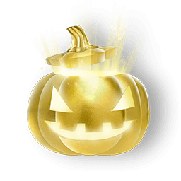 Golden Pumpkin 2018 | 100x