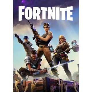 Fortnite standard edition Epic Games PC Key GLOBAL