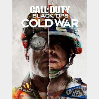 Call of Duty: Black Ops Cold War  -   US  - INSTANLY DELI - Battle.net