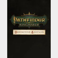 Pathfinder: Kingmaker – Definitive Edition - US ONLY - INSTANLY DELIVERY