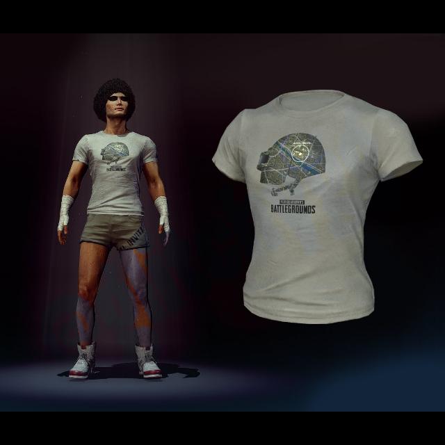 PUBG | PGI T-Shirt Limited | #3 - PlayerUnknown's