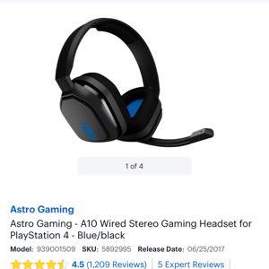 Astro A 10
