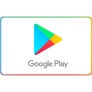 Carte Google Play 100€ - EUR  FRANCE