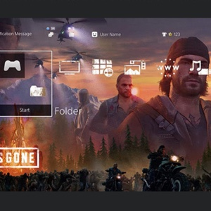 Days Gone Characters Theme
