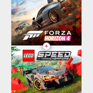 Forza Horizon 4 + LEGO Speed Champions