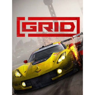 GRID (2019) Steam CD Key