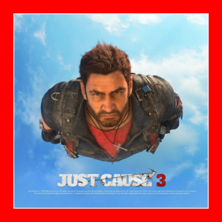 Just Cause 3 XXL Edition ( STEAM KEY  GLOBAL ) ✅