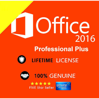 Microsoft Office Professional Plus 2016 licence key