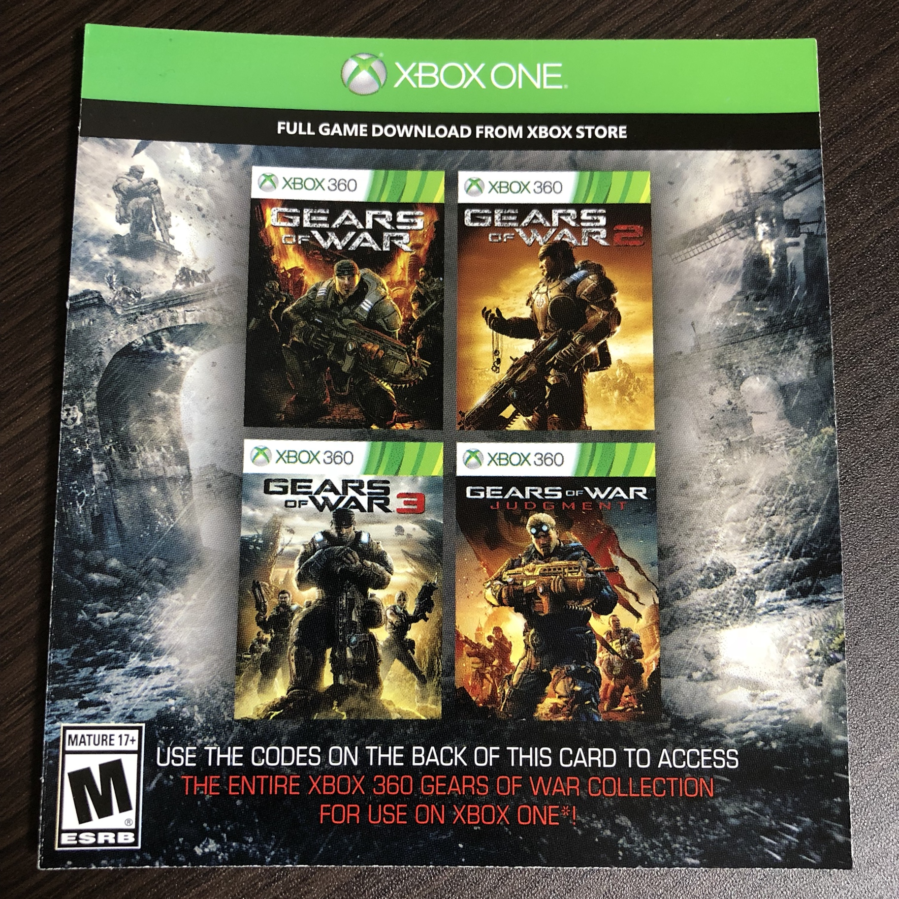 xbox 360 game download codes