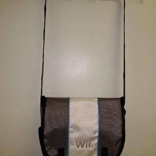 Nintendo Wii Console Travel Shoulder Bag