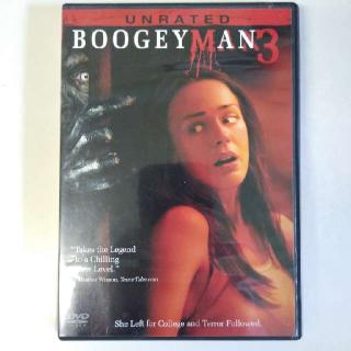 Boogeyman 3 Unrated DVD