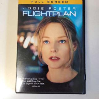 Flight Plan DVD