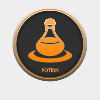 Potion   1x Fly Potion