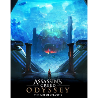 Assassin's Creed Odyssey - The Fate of Atlantis DLC for Playstation 4