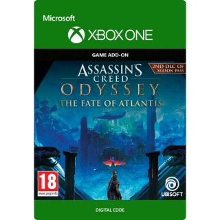 Assassin's Creed Odyssey - The Fate of Atlantis DLC for Xbox One