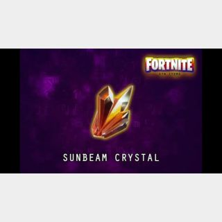 Sunbeam Crystal | 150 000x
