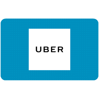 $25.00 Uber - INSTANT DELIVERY